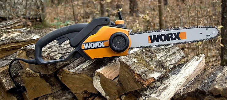 WORX Chainsaw. WG303.1.