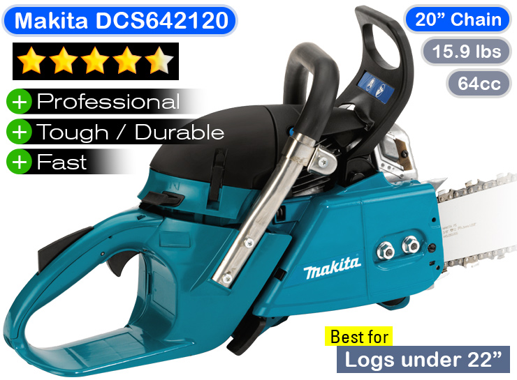 Makita-DCS642120-best-firewood-chainsaw-review