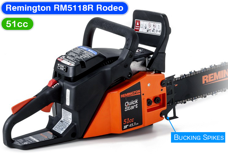 Remington-RM5118R-Rodeo-Best-Gas-Chainsaw-Review