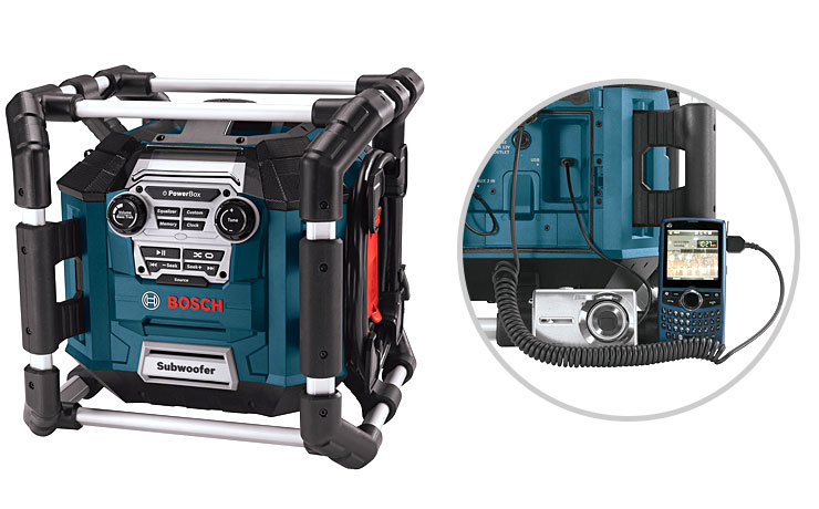 Bosch PB360S-18V Power Box