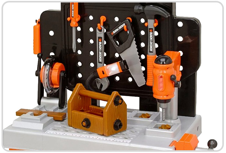 Black And Decker Junior Power Tool Workshop