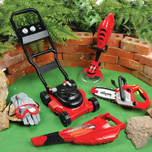 Kids Power Tools Set & Gardening Tools