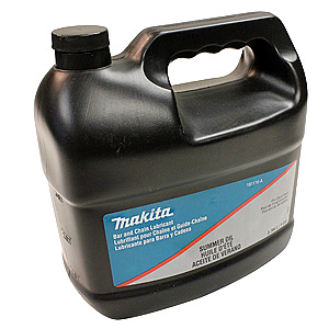 Makita 181116 A-1 Gallon Chainsaw Bar Oil.