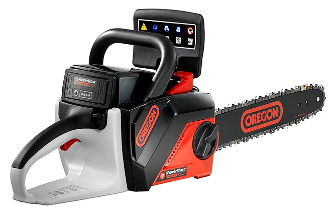 Oregon PowerNow CS250 40-volt Chainsaw