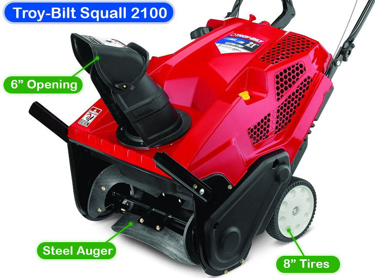Troy-Bilt-Squall-2100-best-single-stage-snow-blower-3