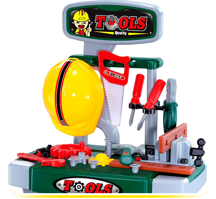 Berry-Toys-Workbench-and-Tools-Play-Set-kids-tool-bench