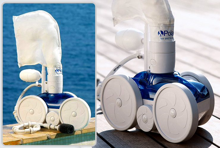 Polaris 280 Automatic Pool Cleaner Review