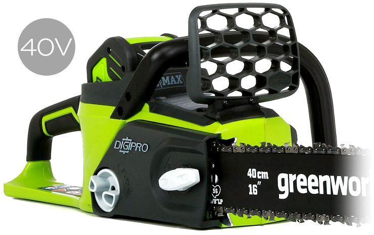 GreenWorks-20312-CHAINSAW-tool-40V-Li-Ion-16-Inch-battery-saw