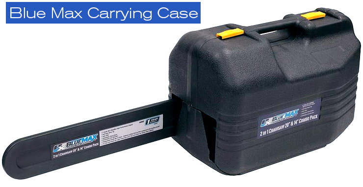 Blue-Max-gas-Chainsaw-8902-carrying-case-