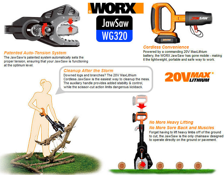 WORX-jawSaw-WG320-battery-small-chainsaw-details