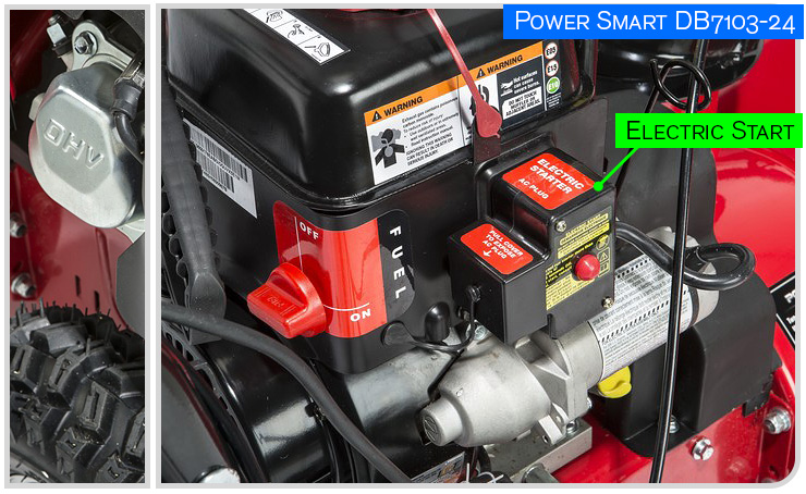 Power-Smart-DB7103-24--best-two-stage-snow-blower-engine