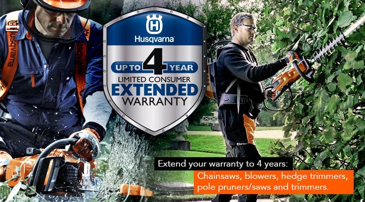 Husqvarna-extended-warranty-to-4-years