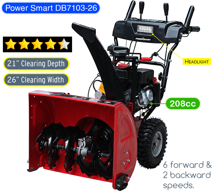 Power-Smart-DB7103-26-snow-blower