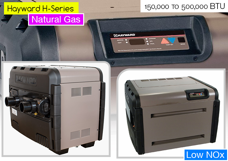 Natural-Gas-Models-Hayward-H-series-pool-heater