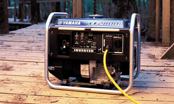 Highly Recommended | Yamaha EF2800i — 2800W Gas Generator