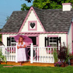 Wonderful Victorian Playhouse Mansions for Kids | Reviews