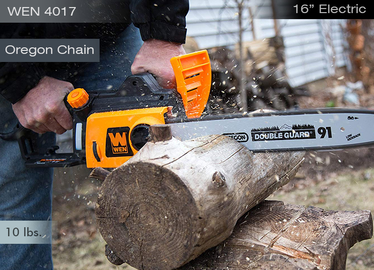buy WEN 4017 Electric Chainsaw