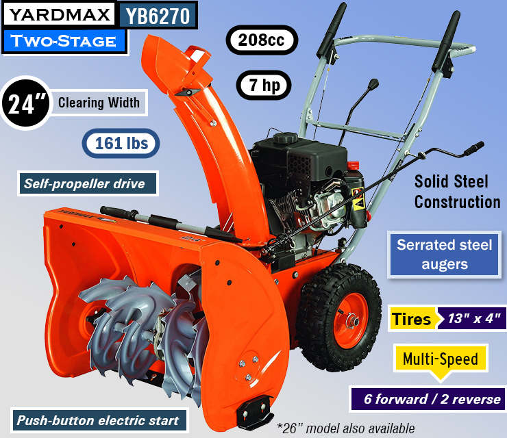 top rated snow blower, snow thrower