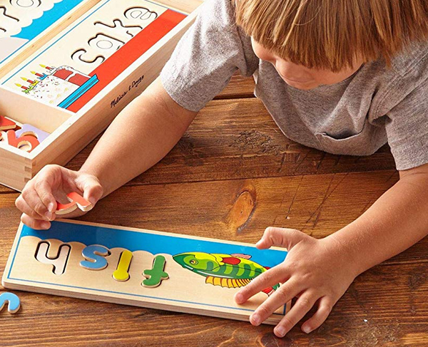 best educational toy for 4 year old