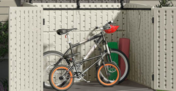 Best Bike Storage Shed   Review   4 Great Sheds To Protect Your Bicycles
