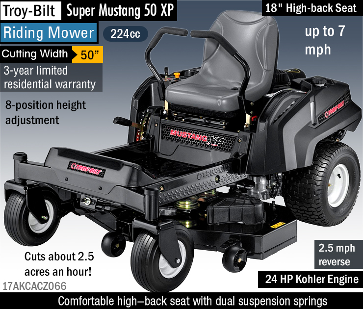 Best Riding Lawn Mower for Hills