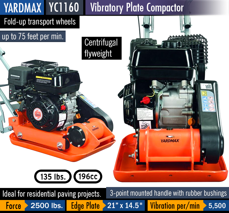 Best plate compactor. Vibratory plate compactor.